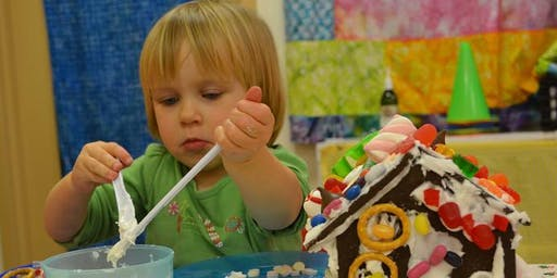 Allergy-Free Gingerbread House Workshop