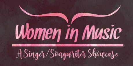 Women in Music - A Singer/Songwriter Showcase - Vol 11. LIVE at The Cut tickets