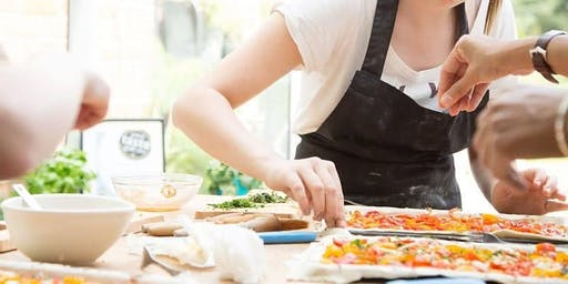 Kids Cooking Class (2pm) - $15pp