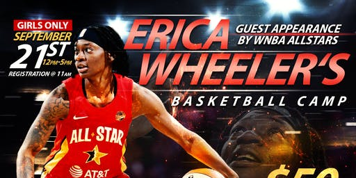 2nd Annual Erica Wheeler Basketball Camp