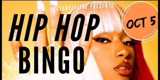 HIP HOP BINGO-BUFFALO