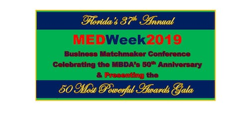 37th Annual MEDWeek Business Conference & 50th Anniversary Awards Gala tickets