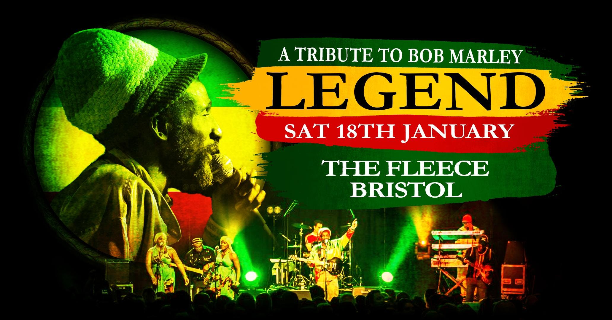 Legend A Tribute to Bob Marley