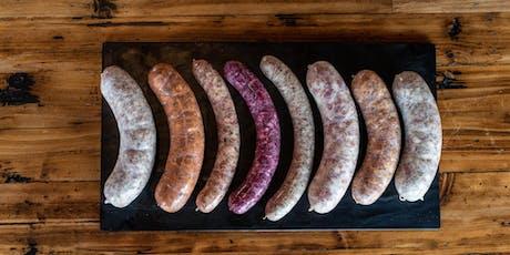 Sausage Making Workshop tickets