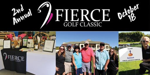 2nd Annual Fierce Golf Classic - 2019 Golf Tournament