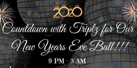 Triplz Lounge New Years Eve Ball tickets