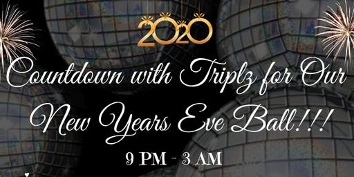 Triplz Lounge New Years Eve Ball