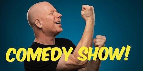 Darren Carter and Friends Comedy Show tickets