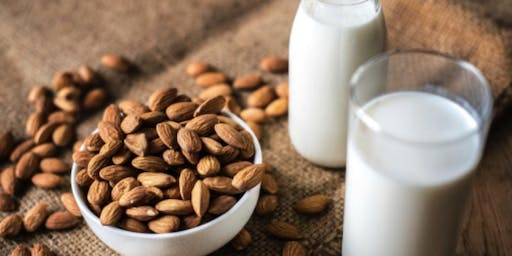Learn How To Make Almond Milk!