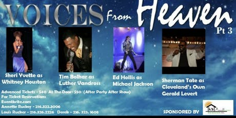 Voices From Heaven Part 3 tickets