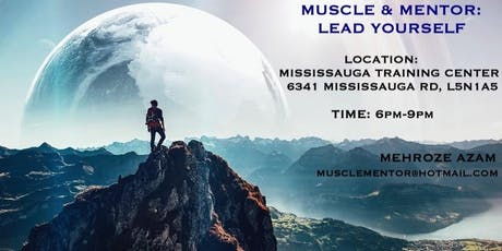 Muscle & Mentor: Lead yourself  tickets