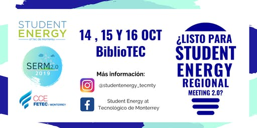 STUDENT ENERGY REGIONAL MEETING (SERM 2.0)