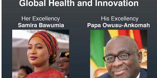 GDDA UK ANNUAL HEALTH CONFERENCE: GLOBAL HEALTH AND INNOVATION
