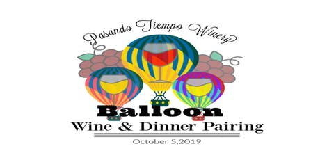 Balloon Fiesta Wine & Dinner Pairing tickets