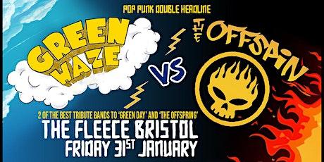 Green Haze + The Offspin tickets