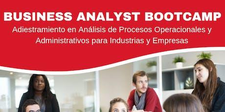 Business Analyst Bootcamp tickets