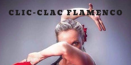 Clic Clac Flamenco group with Nano Valverde & Juan D Toledo tickets