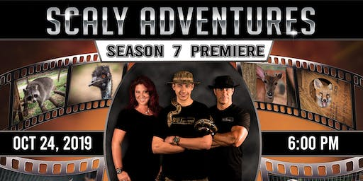 Scaly Adventures Season 7 Premiere at The Children's Museum of the Upstate