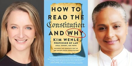 How to Read the Constitution and Why w/  Special Guest Kim Wehle & Sr Jenna tickets
