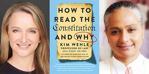 How to Read the Constitution and Why w/  Special Guest Kim Wehle & Sr Jenna