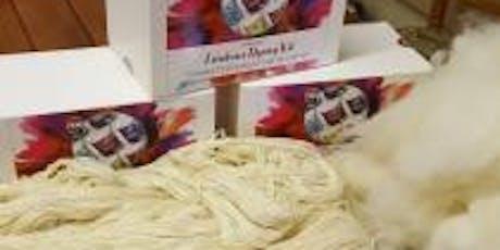 Yarn Dyeing tickets