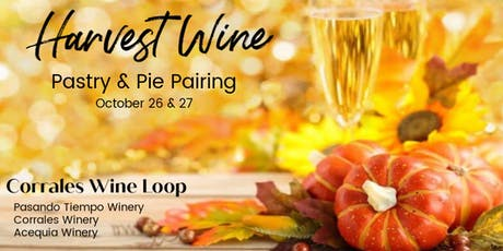 Harvest Wine - Pastry & Pie Pairing tickets