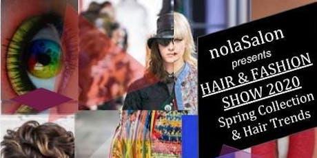 Hair & Fashion Show 2020 tickets