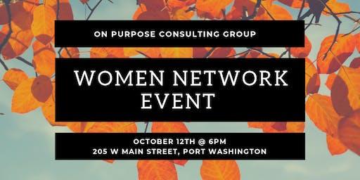 Women's Network Event