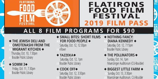 2019 Festival Film Pass