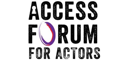 Access Forum for Actors Musical Theater Audition Workshop: Fall 2019