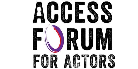 Access Forum for Actors Musical Theater Audition Workshop tickets