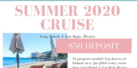 Summer Cruise 2020 tickets