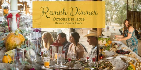 A Ranch Dinner  tickets