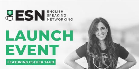 English Speaking Networking tickets