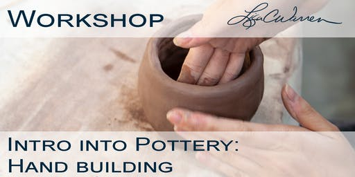 Workshop - Intro into Pottery: Hand-building