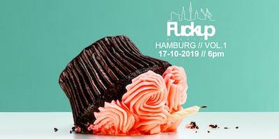 Fuckup Nights Hamburg - New Chapter Vol.1