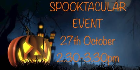 Spooktacular mess event tickets