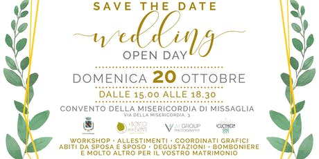 Wedding Open Day biglietti