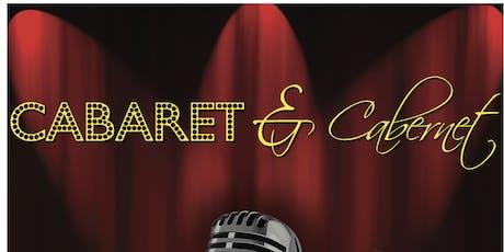 Cabaret and Cabernet tickets