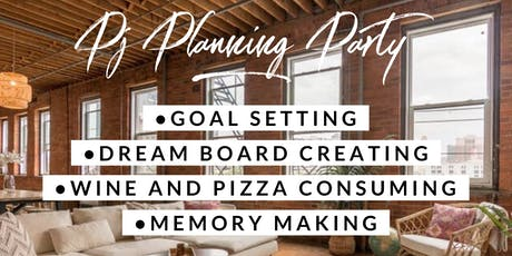 Pj Planning Party tickets