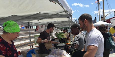 Sunday Farmers Market & Ghost Funk Orchestra on Pier 17! tickets