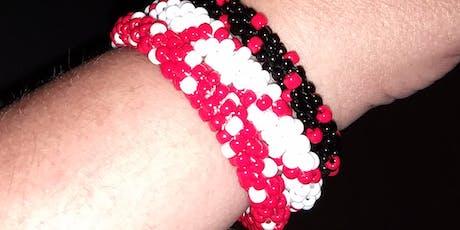 Crocheted Bangle Bracelets tickets