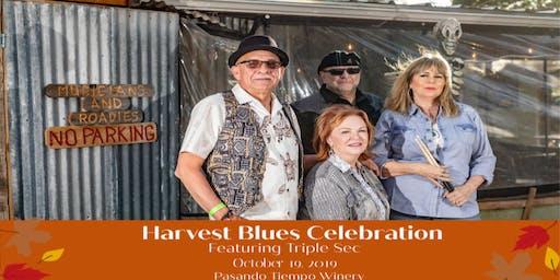 Harvest Blues Celebration  featuring Triple Sec at Pasando Tiempo Winery