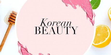 Discover K-Beauty Skin Care tickets
