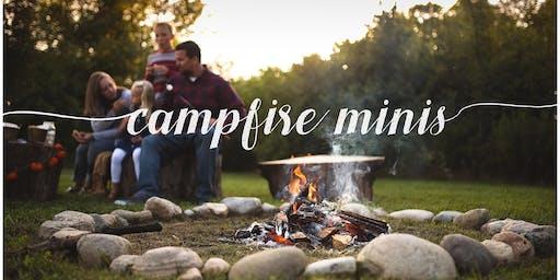 Campfire Mini Sessions