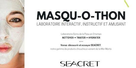 MASQU-O-THON tickets