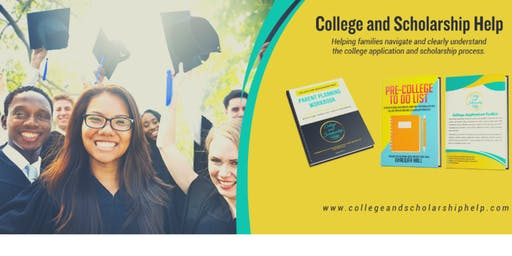 Upcoming College and Scholarship Help Workshop