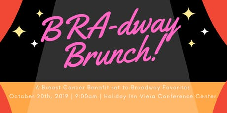 BRA-dway Brunch: A Breast Cancer Benefit tickets