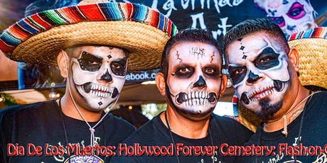 Dia De Los Muertos Festival Hollywood Forever Cemetery: Flash-on-Camera with George Simian tickets
