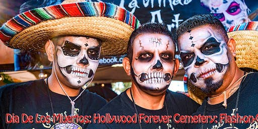 Dia De Los Muertos Festival Hollywood Forever Cemetery: Flash-on-Camera with George Simian